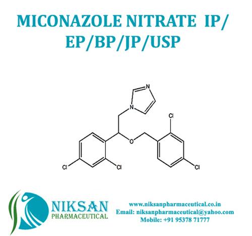 Miconazole Nitrate Ip/Bp/Usp/Ep