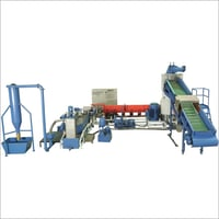Textile Cotton Waste Recycling Machine