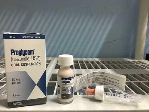 Proglycem 50mg/ml Oral Suspension