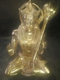 Brass Hanuman God Statues