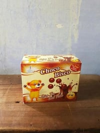 Chocolate Biscuit Packaging Boxes