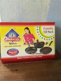 Corrugated Paper Cookware Packaging Boxes