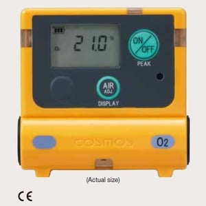 Personal Oxygen Monitor