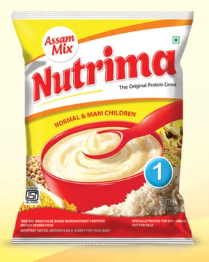 Nutrima - Baby Cereal