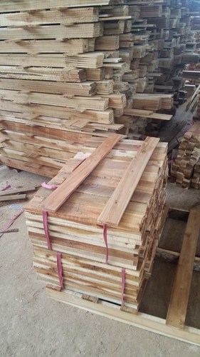 Acacia Rough Sawn Timber