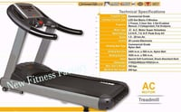 Commercial Treadmill For Gym