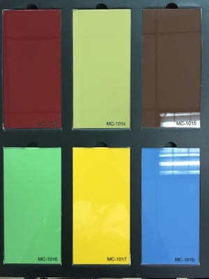 High Gloss UV MDF Wood Panel For Kitchen Cabinet