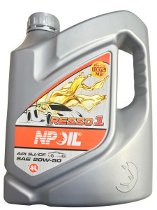PCMO (Engine Oil For Car) 4 Liters