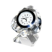 Crystal Designer Clock