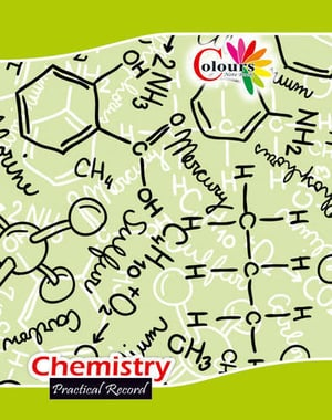 Chemistry Practical Record Book