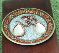 Marble Worship Plate