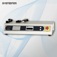 SYSTESTER Instruments Coefficient Of Friction Tester Of Films, Hair, Catheter And Tape