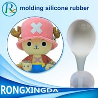 Rtv-2 Silicone Rubber For Resin Crafts