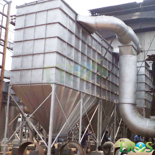 Steel Induction Furnace Air Pollution Control System