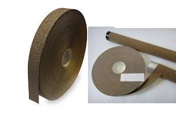 Black Color Cork Tape