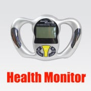Body Fat Analyser Health Monitor