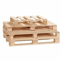 Pine Wood Pallets manufactures