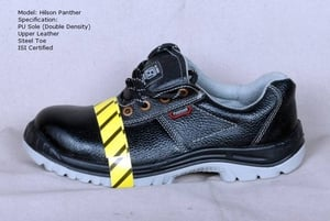 Durable Hilson Panther Safety Shoes