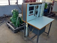 Variable Compression Water Cooled Diesel Engine