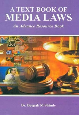 A Text Book Of Media Laws