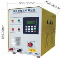 Storage Battery Charger And Discharge Tester