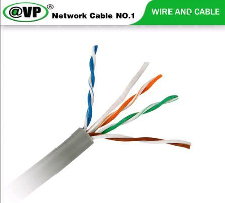 Cat5E Utp Lan Cable Network Cable
