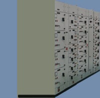 Low Voltage Air Insulated Switchgear