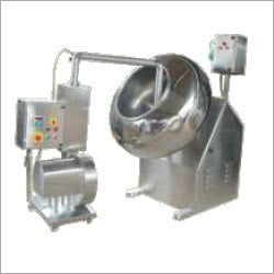 Automated Tablet Coating Machine