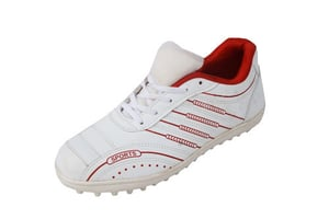 Pink Cricket Shoes