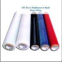 Industrial Plastic Embossed Film