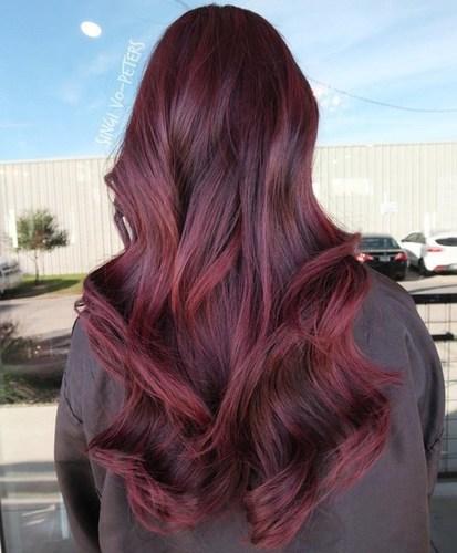 Burgundy Hair Henna Powder