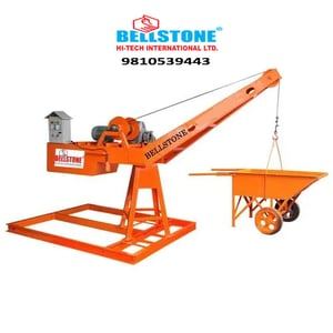 Mini Lift For Industrial Use