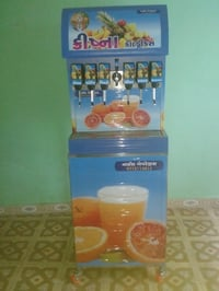 Multi Flavoured Soda Manufacturing Machine