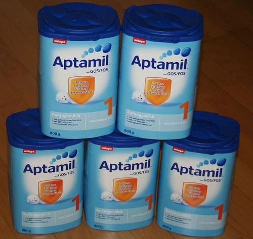 Milupa Aptamil Infant Baby Milk Powder