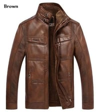 Brown Woolen Jacket