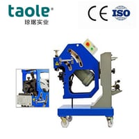 Turnable Plate Beveling Machine