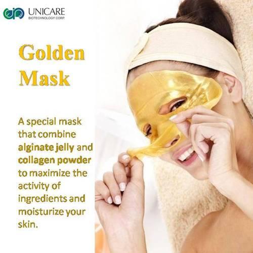 Golden Peel Mask