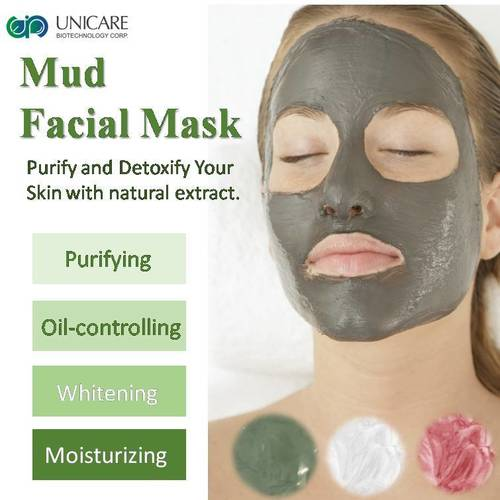 Mud Facial Mask