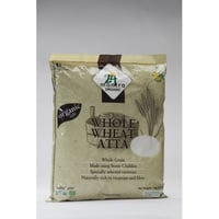Organic Wholewheat Atta