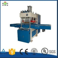 High Frequency Plastic Book Cover Making Machine