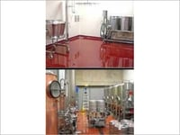 Epoxy Polyurethane Flooring Solution