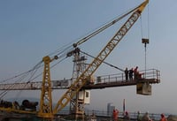 Tower Crane Erection Services