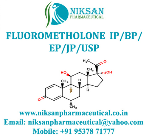 Fluorometholone Ip/Bp/Usp/Ep