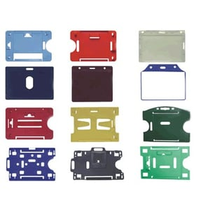 Id Card Holder Clips