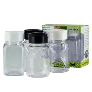 Spice Shaker Containers