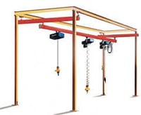 Commercial Use Station Cranes