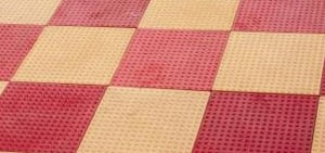 Chequered Tiles
