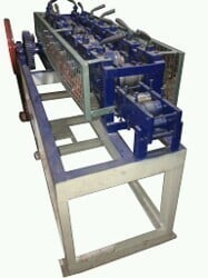 Roll Forming Patti Making Machine