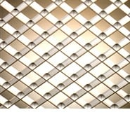 Specular Parabolic Louvers