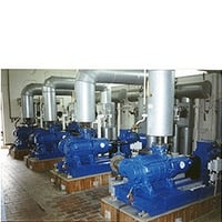 Hermetically Sealed Pumps With Magnetic Coupling